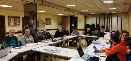 Formation Juge Compétition Alpin