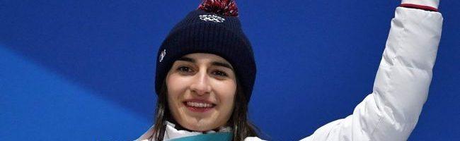 Reportage Perrine Laffont – Tout le sport